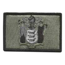 Tactical State Patch - New Jersey