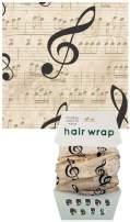 Spoontiques Hair Wrap, Music