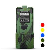 NKTECH BL-5L Extended 3800mAh 7.4V Li-ion Battery for BaoFeng UV-5R V2 Plus DM-5R UV5RA UV-5RB UV-5RTP BF-F8HP BF-F8+ BF-F9 Two Way Radio Camouflage (2X 2100mAh Li-ion Polymer Battery)
