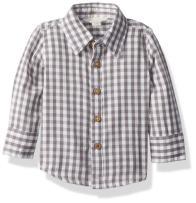 Burt's Bees Baby Baby Boys' Organic Button Down Shirt