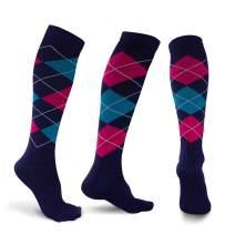 Compression Socks Women(1/3Pairs)15-20 mmHg Pregnancy Maternity Nurse Travel Best Graduated Socks All Day Comfortable