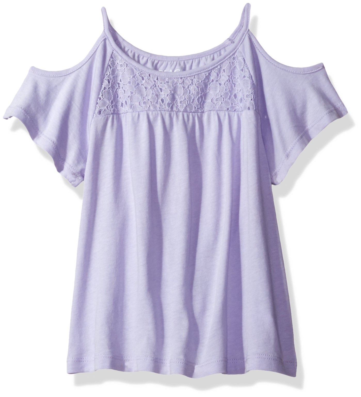 The Children's Place Girls' Cold Shoulder Top