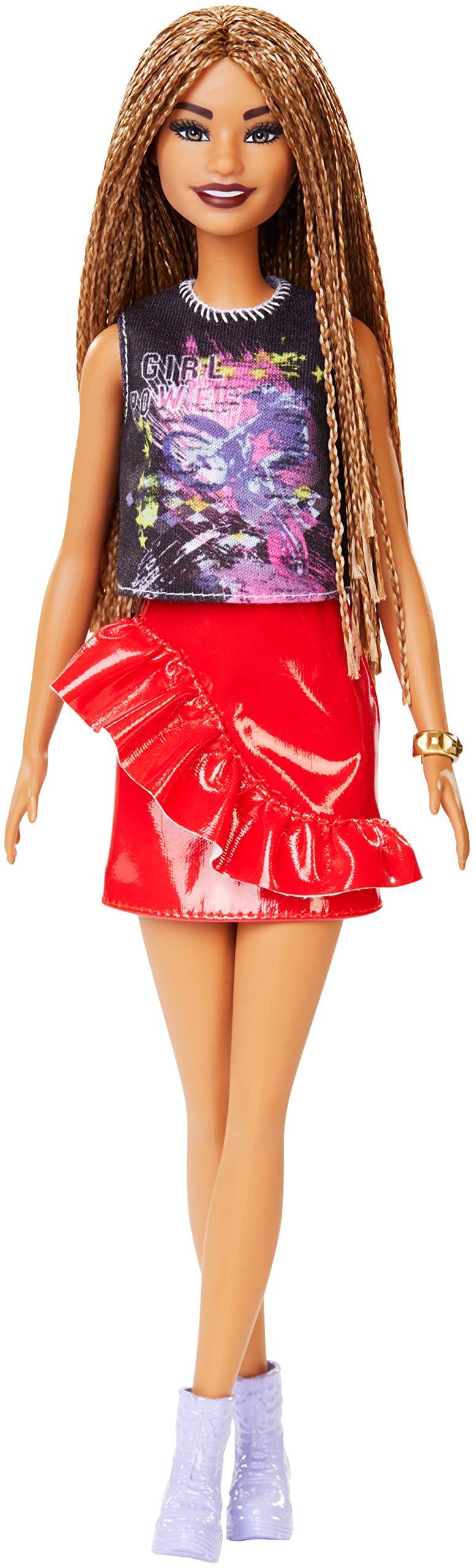 Barbie Fashionistas Doll #123