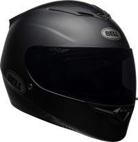 Bell RS2 Full-Face Motorcycle Helmet (Solid Matte Black, Small)