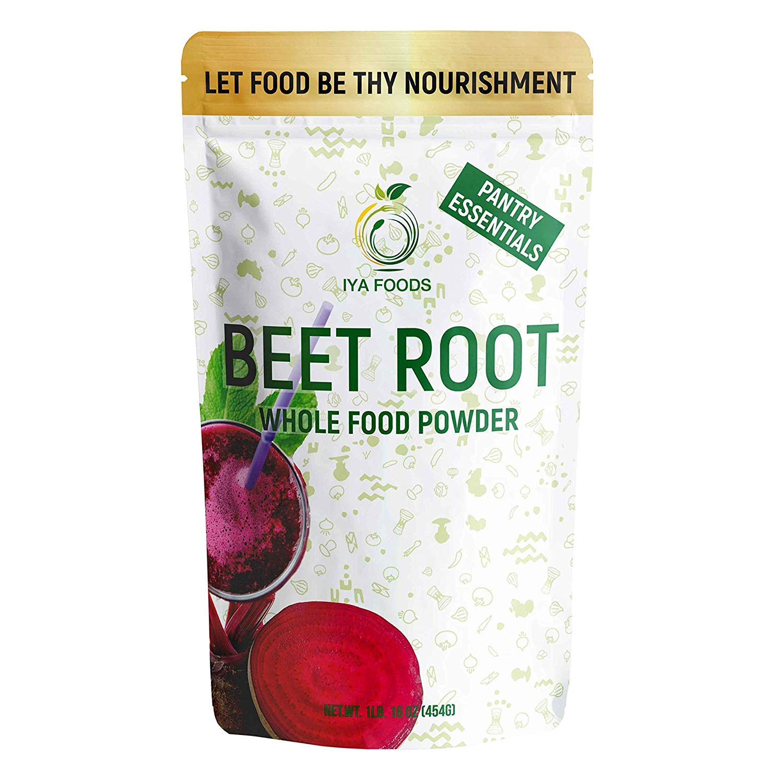 Whole Food Powders(Beet Root Whole Food Powder 1lbs)