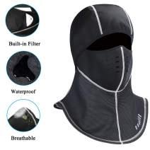Windproof Ski Mask Winter Cold Weather Motorcycle Face Mask Cycling Balaclava