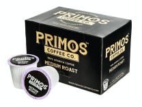 Single Origin Specialty Coffee Single Serve Cups (Medium Roast, 3 Cartons with 12 Cups Per Carton)