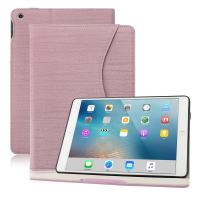 iPad 9.7 Case for 2018 iPad 6th Generation, 2017 iPad 5th Generation, iPad Pro 9.7, iPad Air 2, iPad Air, PU Leather, Ultra Slim Lightweight Stand, Smart Cover for iPad 9.7 Inch (Rose Gold)