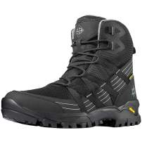 Wantdo Men's Waterproof Hiking Boots,Lightweight Ankle Boots for Outdoor Hiking Camping Hunting
