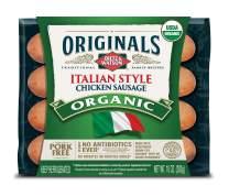 Dietz & Watson Originals Organic Italian Style Chicken Sausage, 10 oz
