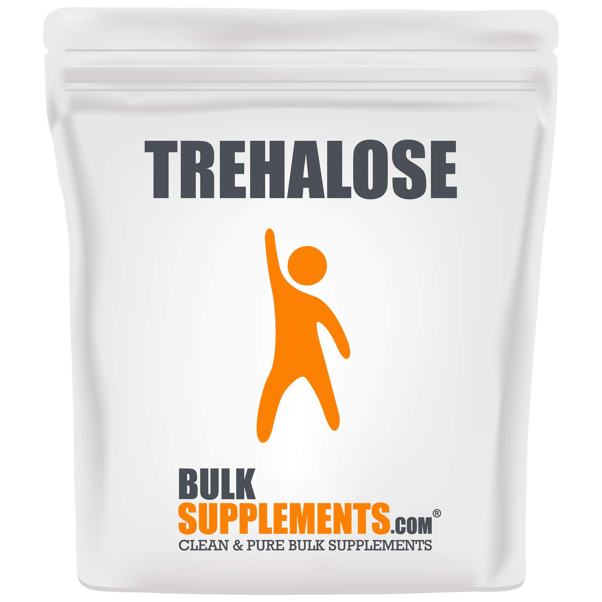 Bulksupplements Trehalose Powder (1 kilogram)