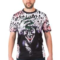 Fusion Fight Gear Batman Men's The Killing Joke Loose Fit Rash Guard