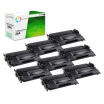TCT Premium Compatible Toner Cartridge Replacement for HP 26A CF226A Black Works with HP Laserjet Pro M402D M402DN M402N, MFP M426DW M426FDN M426FDW Printers (3,100 Pages) - 8 Pack