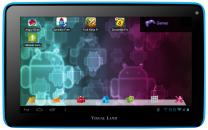 """Visual Land Prestige 7-7"""" Android Tablet with 8GB Memory (Blue)"""