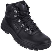 CAMEL CROWN Mens Hiking Boots Shoes Waterproof Non-Slip Mountaining Work Boots for Trekking Trails Walking