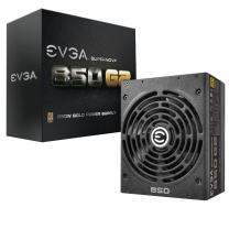 EVGA SuperNOVA 850 G2, 80+ GOLD 850W, Fully Modular, EVGA ECO Mode, 10 Year Warranty, Includes FREE Power On Self Tester Power Supply 220-G2-0850-XR