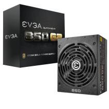 EVGA SuperNOVA 850 G2, 80+ GOLD 850W, Fully Modular, EVGA ECO Mode, 10 Year Warranty, Includes FREE Power On Self Tester Power Supply 220-G2-0850-XR