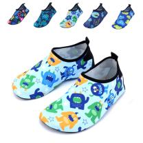 WXDZ Boys Girls Water Shoes Swim Shoes Quick Drying Barefoot Aqua Socks for Kids Beach Pool