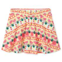 The Children's Place Baby Girls' Printed Matchable Skorts