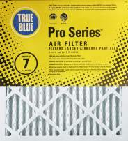 True Blue Pro Series 16-Inch by 20-Inch by 2-Inch Air Filter, 6 Pack