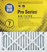 True Blue WEB Pro Series 16x20x4 Air Filter, 3-Pack