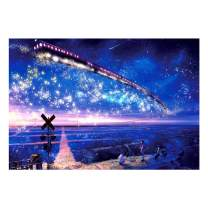Jigsaw Puzzles 1000 Pieces for Adults(Star Train)