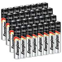 32 Count Energizer AAA Batteries, Triple A Battery Max Alkaline, Long Lasting, Leak Resistant, The Perfect Choice of Power for All AAA Battery Operated Devices