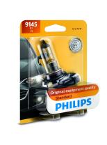 Philips 9145B1 Standard Halogen Replacement Front Fog Bulb, 1 Pack