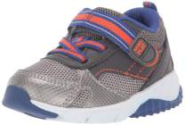 Stride Rite Unisex-Child Made2play Indy Boy's/Girl's Machine Washable Sneaker Athletic