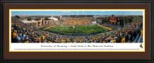 Wyoming Football - College Posters, Framed Pictures and Wall Decor by Blakeway Panoramas