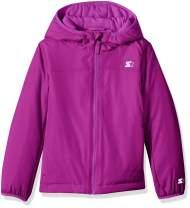 Starter Girls' Insulated Breathable Jacket, Amazon Exclusive