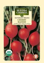 Seeds of Change Certified Organic Cherry Belle Radish