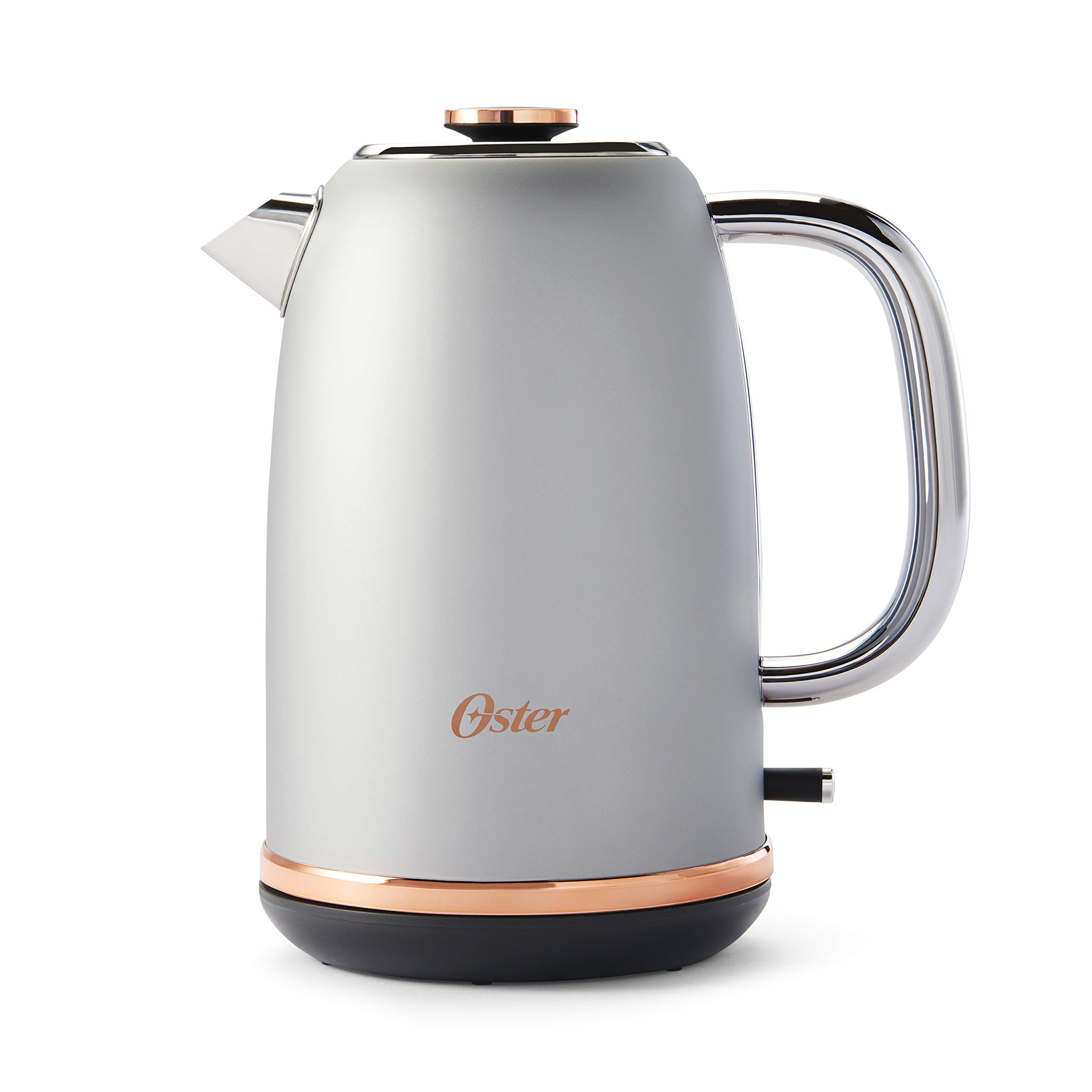 Oster 2097736 Electric Kettle Metropolitan Collection with Rose Gold Accents