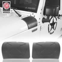 Hooke Road Cowl Body Armor Side Corner Guard Cover for 2007-2018 Jeep Wranger & Wrangler Unlimited JK