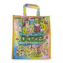 Ooze- Reusable Tote Bag - Reusable Grocery Bag - Reusable Travel Bag - Multi Use Large Tote - Reusable Bag - Utility Tote - Reusable Grocery Bags Washable - Large Beach Tote - Reusable Gift Bag