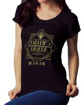 LeRage Harlem's Paradise Shirt Luke of Cage Shirt Superhero Shirt Women's