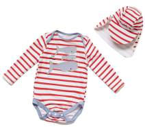 Baby Girl/Boy One Piece Bathing Suit UPF 50+ Sun Protection with Button