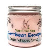 Sugar Scrub Soap Whipped Cream (Caribbean Escape)