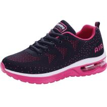 JARLIF Women's Lightweight Athletic Running Shoes Breathable Sport Air Fitness Gym Jogging Sneakers US5.5-10