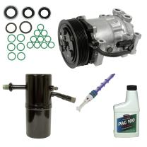 Universal Air Conditioner KT 4383 A/C Compressor and Component Kit