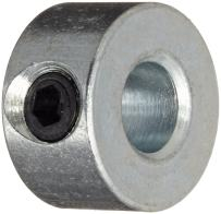"Lovejoy LSC-2 Shaft Collar, Zinc Plated Steel, 1/8"" Bore, 3/8"" OD, 1/4"" Width"