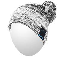 Qshell Bluetooth Beanie, Unsex Washable Wireless Headphones for Outdoor Sports