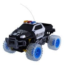 Lutema Police Pickup 4CH Remote Control Truck, Black & White, One Size
