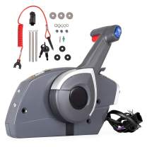 Mophorn Boat Remote Control Side Mount Remote Control Box for BRP Johnson Evinrude 5006180