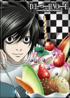 "Ata-Boy Death Note L with Sundae x 3.5"" Magnet for Refrigerators and Lockers"