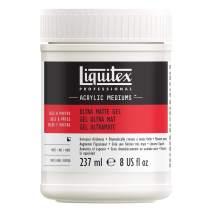 Liquitex Professional Ultra Matte Gel Medium, 8-oz (5420)
