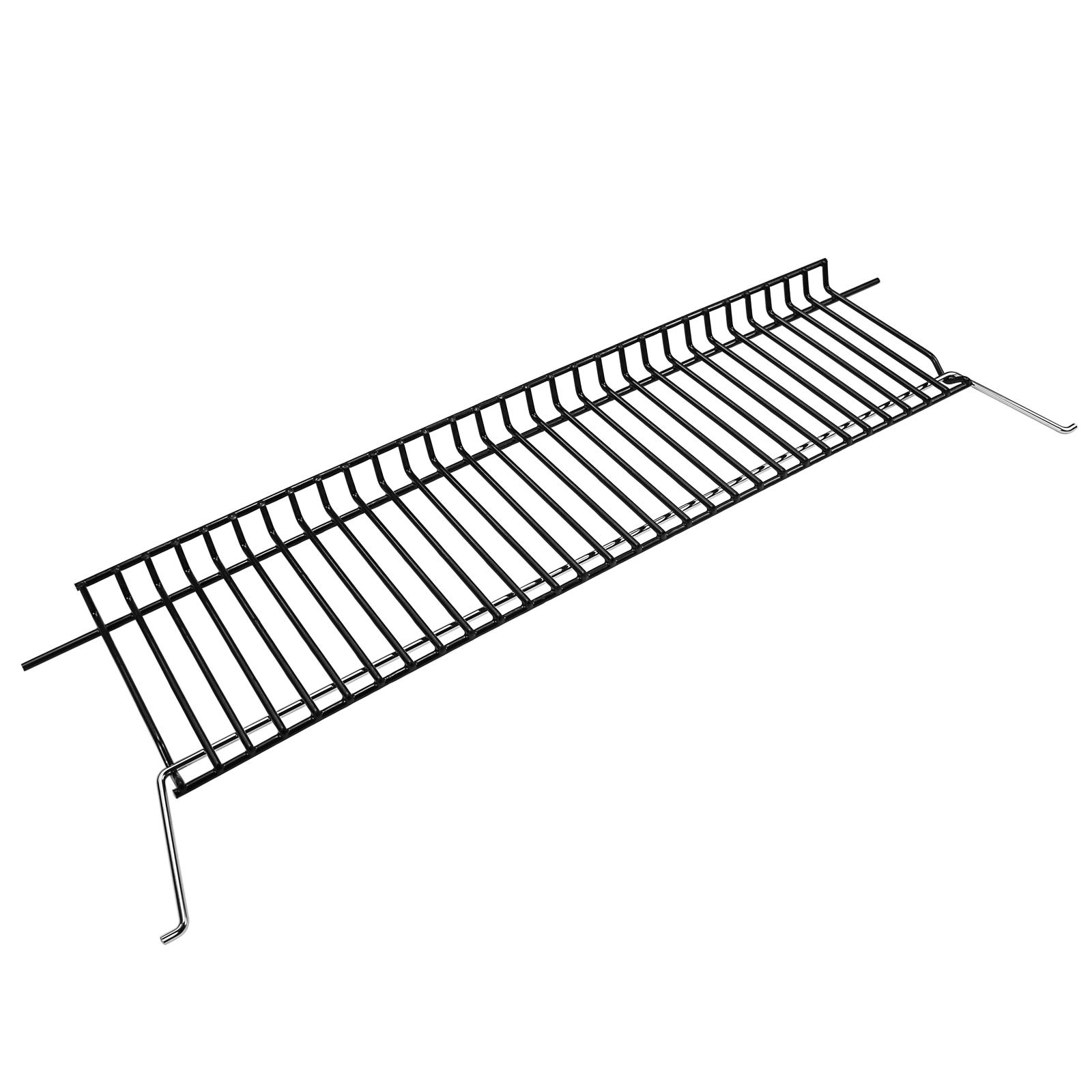 Hisencn Grill Warming Rack for Charbroil Advantage Series 4 Burner 463344116, 466344116 Gas Grill Models, 27 7/10 inch Porcelain Steel Warming Grates for Charbroil G469-0004-W1