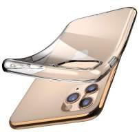 TOZO for iPhone 11 Pro Max Case 6.5 Inch (2019) Premium Clear Soft TPU Gel Ultra-Thin [Slim Fit] Transparent Flexible Cover for iPhone 11 Pro Max with [Clear]