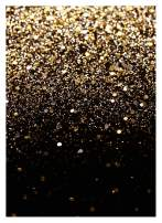 WOLADA 5x7ft Starry Sky Shining Abstract Photo Background Gold Glitter Sequin Spot Backdrops Party Wedding Children Newborn Photography Studio Props 11412