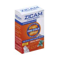 Zicam Cold Remedy Arctic Mint Oral Mist, 1 Fl Oz: Clinically Proven to shorten colds when taken at the first sign of symptoms, homeopathic